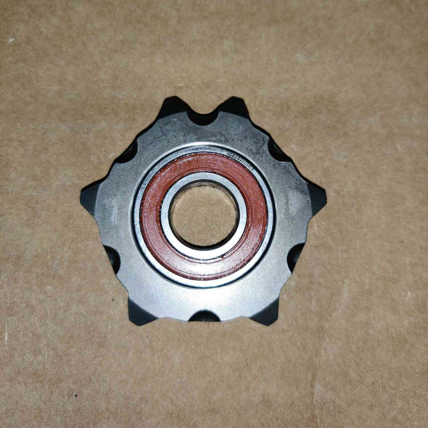 GeoRipper handheld trencher 6-Tooth Nose Sprocket